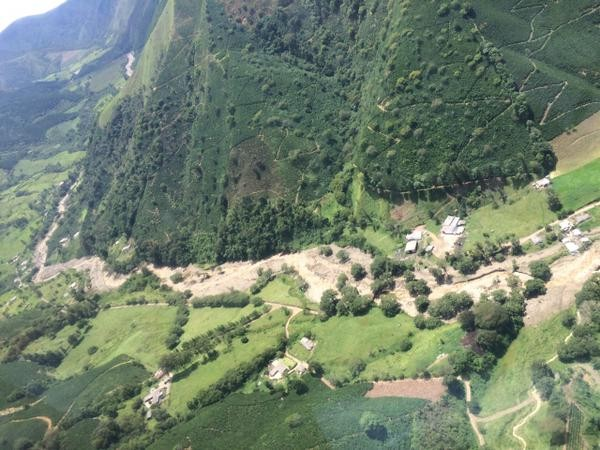landslide salgar colombia