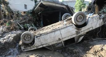 12 Killed in Tbilisi Flash Floods, Georgia