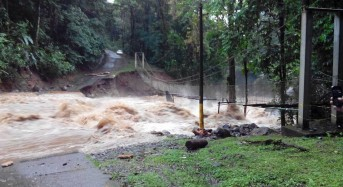 Floods in Costa Rica Leave 2 Dead