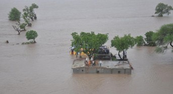 Floods Kill Dozens in Gujarat, India, After Torrential Monsoon Rain