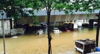 India Floods – 5 Dead in Nagpur, Maharashtra, After 250 Mm of Rain in 36 Hours