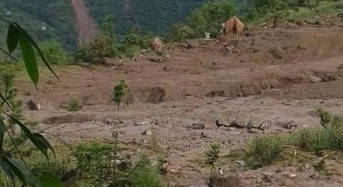 Dozens Feared Dead After Floods and Landslides in Taplejung, Nepal
