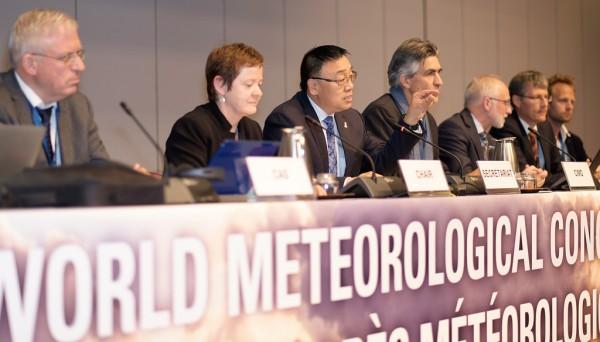 WMO Congress, 2015. Photo: WMO