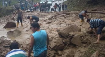 Ecuador – Floods and Landslides Leave 5 Dead and 1 Missing