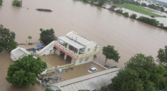 India – Floods in 5 States Leave Over 80 Dead