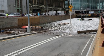 New York Mayor Announces $100 Million Investment in Flood Protection for Lower Manhattan