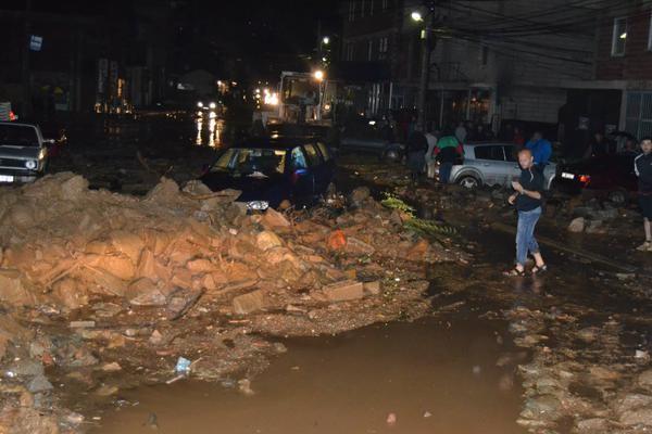 floods in tetovo macedonia 2
