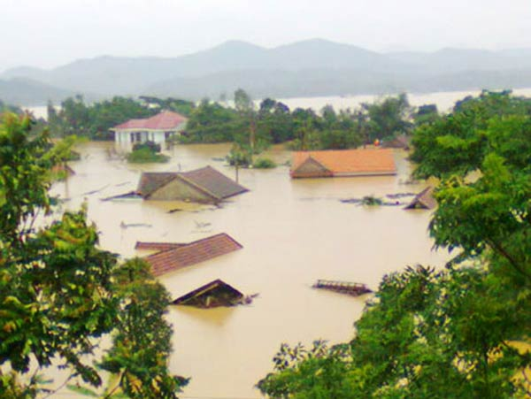 Vietnam Floods – Death Toll Rises to 30 – FloodList