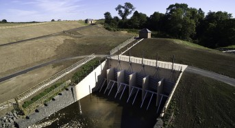 UK – Morpeth Flood Scheme Scoops National Award