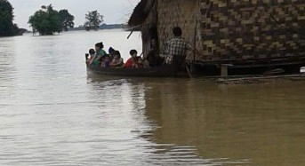 Malnutrition in Myanmar's Rakhine State After Floods