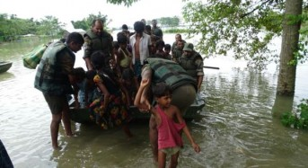 India – Assam Floods Death Toll Rises but Flooding Recedes in Some Districts