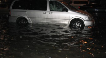 UK – Further Flooding Reported After Heavy Rain in Wake of Storm Angus