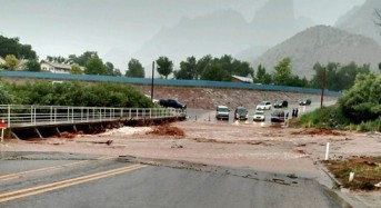 USA – Flash Floods in Utah-Arizona Border Town Leave at Least 8 Dead