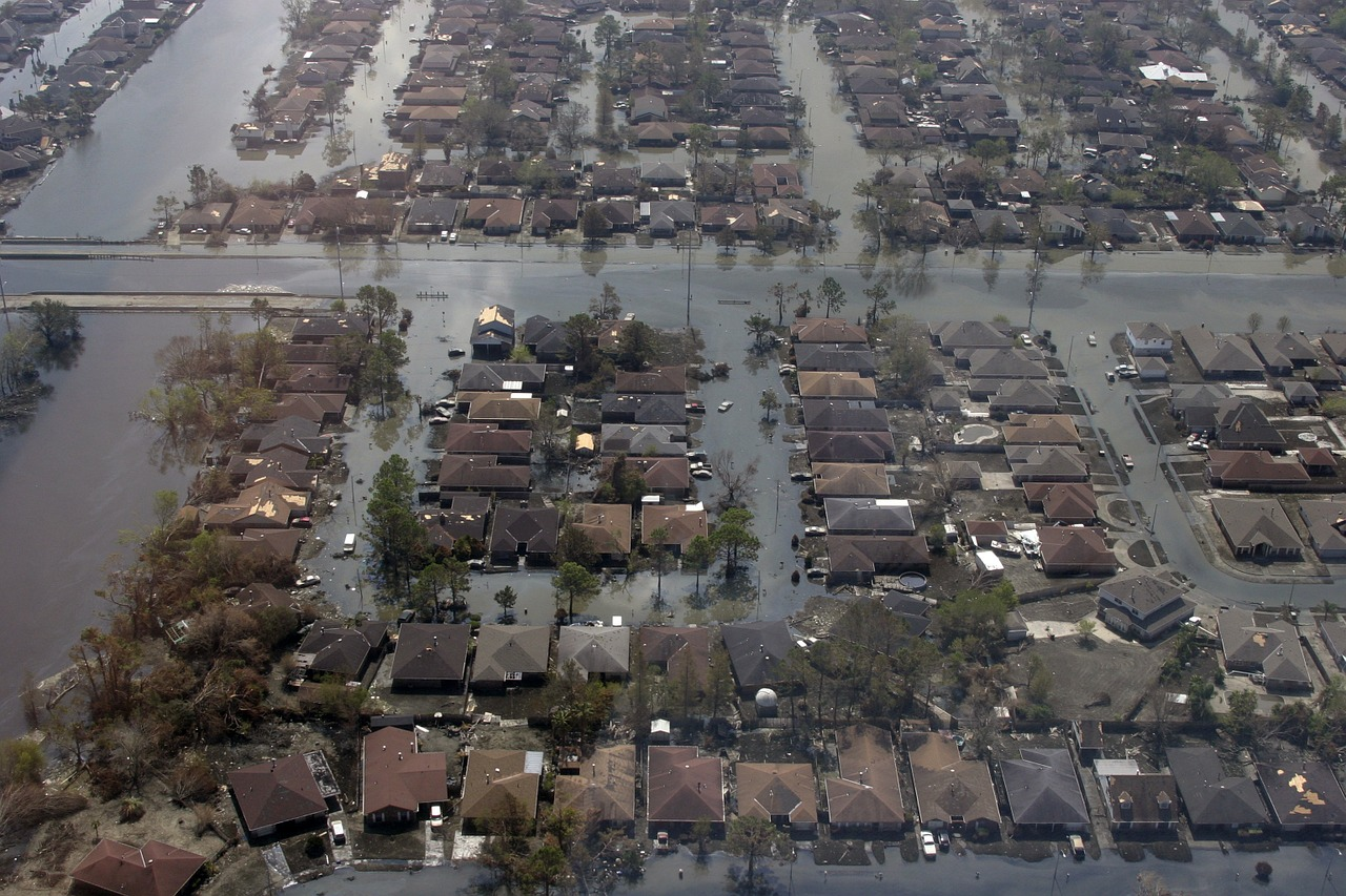 Swiss Re Increase In Natural Disasters Leaves World S
