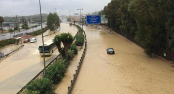 Spain – 1 Killed in Flash Floods as Torrential Rain Hits South