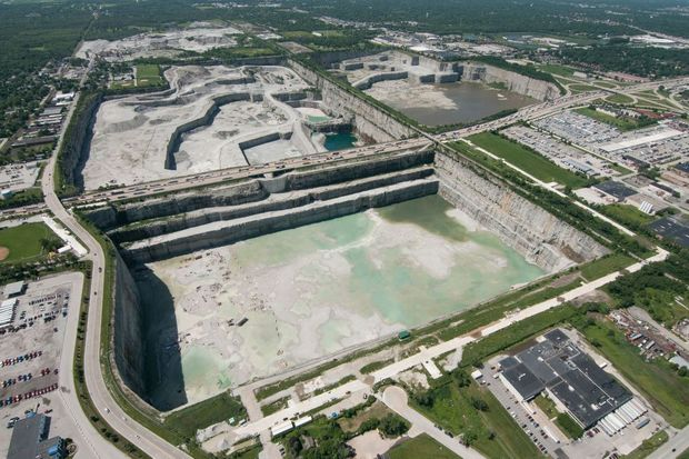 Chicago u2019s Thornton Composite Reservoir  u2013 Flood Protection for 182,000 Homes and Businesses