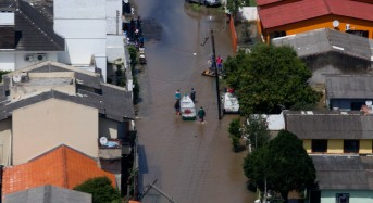 Brazil Floods – 1,500 Displaced in Porto Alegre, Rio Grande Do Sul