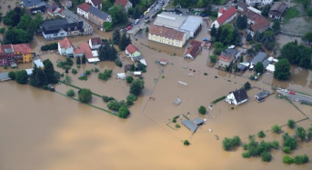 EU Study – River Floods in Europe to Affect Over 1 Million Per Year by 2080