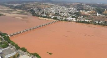 Brazil Dam Disaster – Toxic Mud Flows from Rio Doce to Atlantic Ocean
