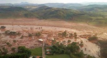 Brazil  – 100s Evacuated, Dozens Feared Dead After Mining Dam Breaks