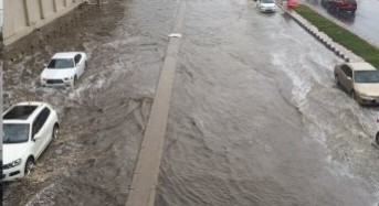 Saudi Arabia Floods – Death Toll Rises