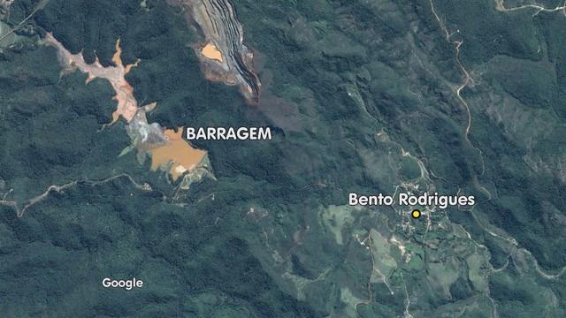 Brazil – 100s Evacuated, Dozens Feared Dead After Mining Dam