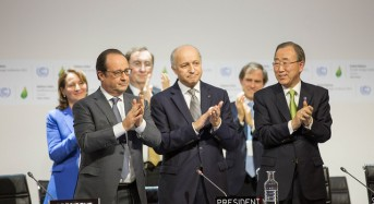COP21 – Paris Agreement Adopted