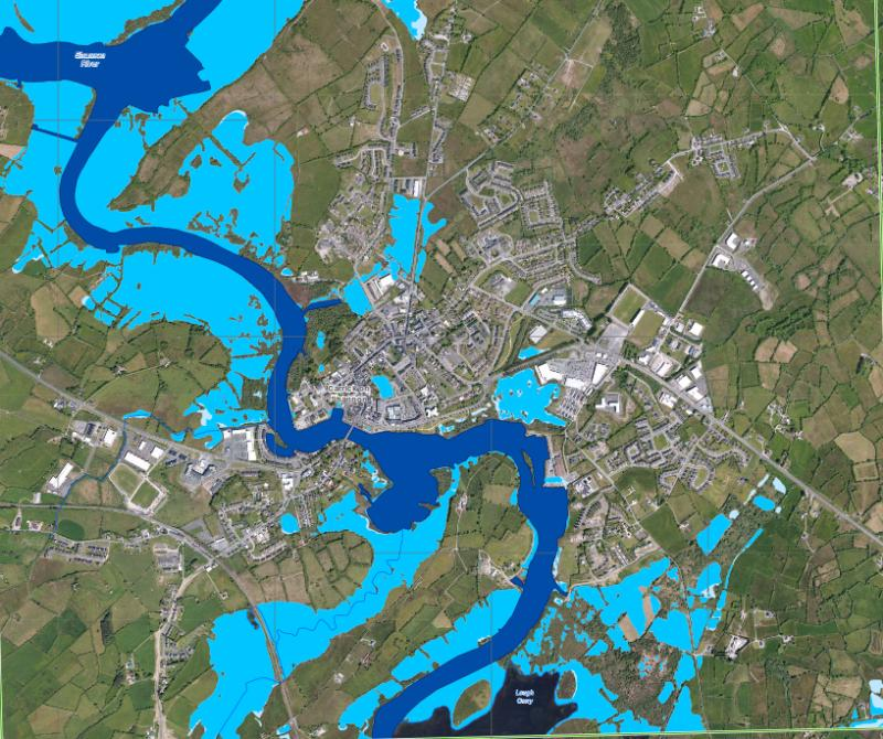 Ireland River Shannon Floods Affect at Least 6 Counties FloodList
