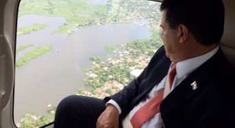 Paraguay – 13,000 Families Affected by Floods in Asunción as River Levels Top 7 Metres