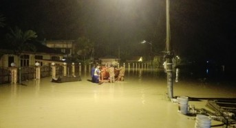 Malaysia – 3,000 Evacuate After Floods in 5 States