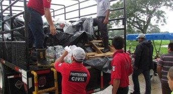 Mexico – 7,000 Families Affected by Heavy Rain and Floods in Tabasco State