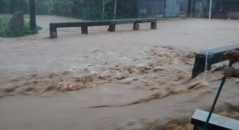 Honduras – 1 Dead, 100s of Homes Damaged After Floods and Landslides