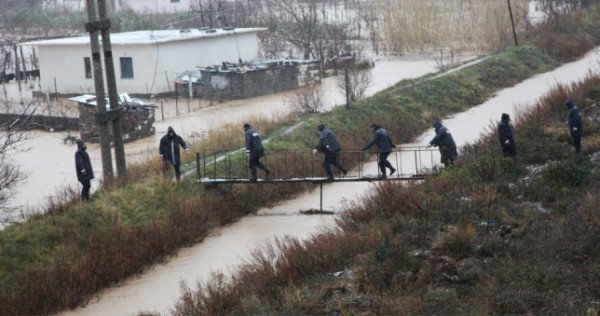 Albania - 100s Evacuated After Floods in 5 Counties - FloodList