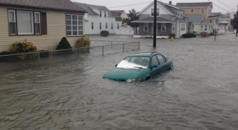 USA – East Coast Winter Storm Brings Flooding to New Jersey and Delaware