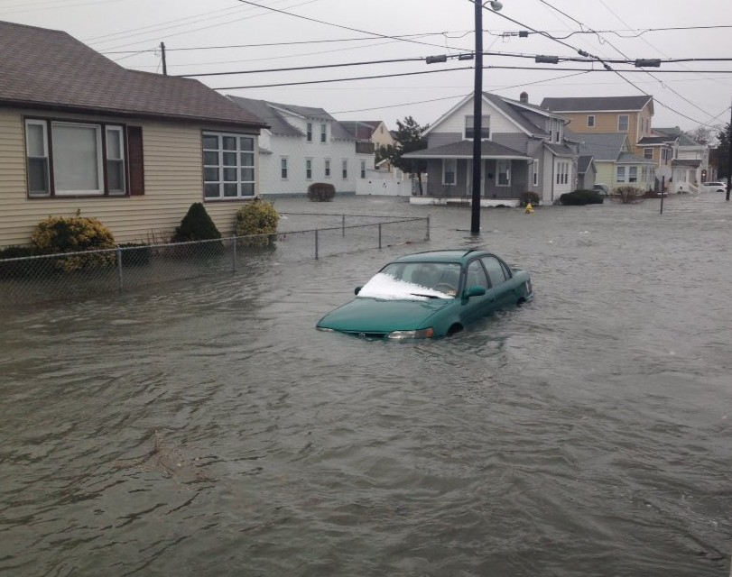 USA – East Coast Winter Storm Brings Flooding to New Jersey and ...