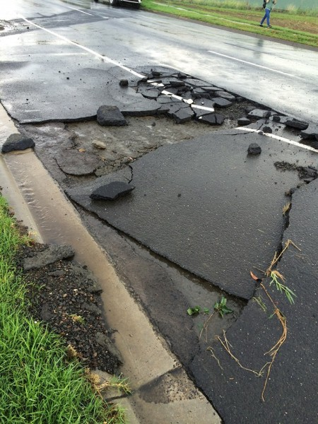 floods road damage 2 geelong