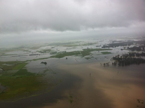 Flooding in the Hunter Region. Photo: NSW SES