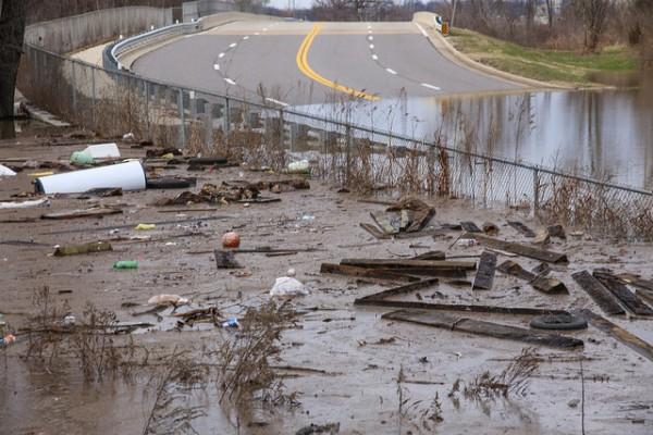Missouri Floods – 7,000 Structures Damaged – St Louis Area
