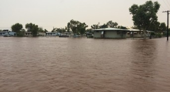 Australia – Evacuations After Near Record Rain in North West Queensland