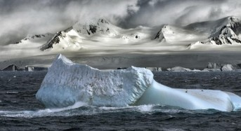 Warmer Seas Speed Up Antarctic Ice Melt and Consequent Rise in Sea Levels