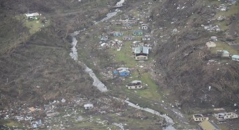 Fiji – Whole Village Relocated After Landslide and Cyclone Disasters