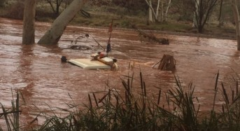 Australia – Weekend of Wild Weather Leaves 1 Dead, Dozens Rescued