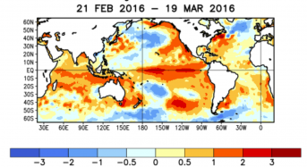 Strong El Niño, Increased Preparedness – 2015-2016 El Niño in South America