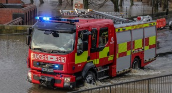 UK Floods – Cuts to Fire Service Leave Communities at Greater Risk