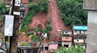 Brazil – 24 Dead After Floods and Landslides in São Paulo