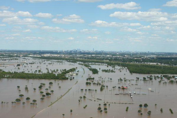 Houston floods 22 April 2016. Photo: Sandra Arnold, USACE Galveston District