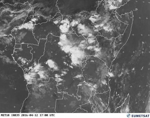eumetsat rain africa