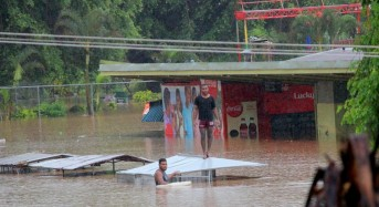 Fiji (Updated) – Deadly Floods in Viti Levu as Tropical Cyclone Zena Approaches