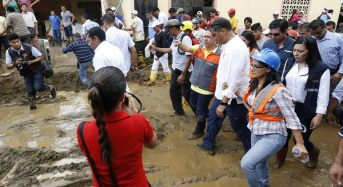 Ecuador – 4 Dead, 4 Missing After Rivers Overflow in Alluriquín, Santo Domingo