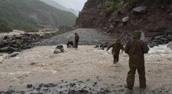 Chile – Heavy Rain and Floods Leave at Least 2 Dead, 10 Missing